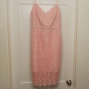 New J. Crew Lace Dress